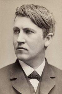 Thomas Edison 1878